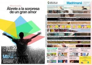 Programa MADRIMANÁ 2016